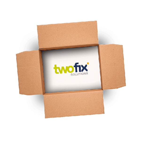 Two Fix Solutions Box Packaging