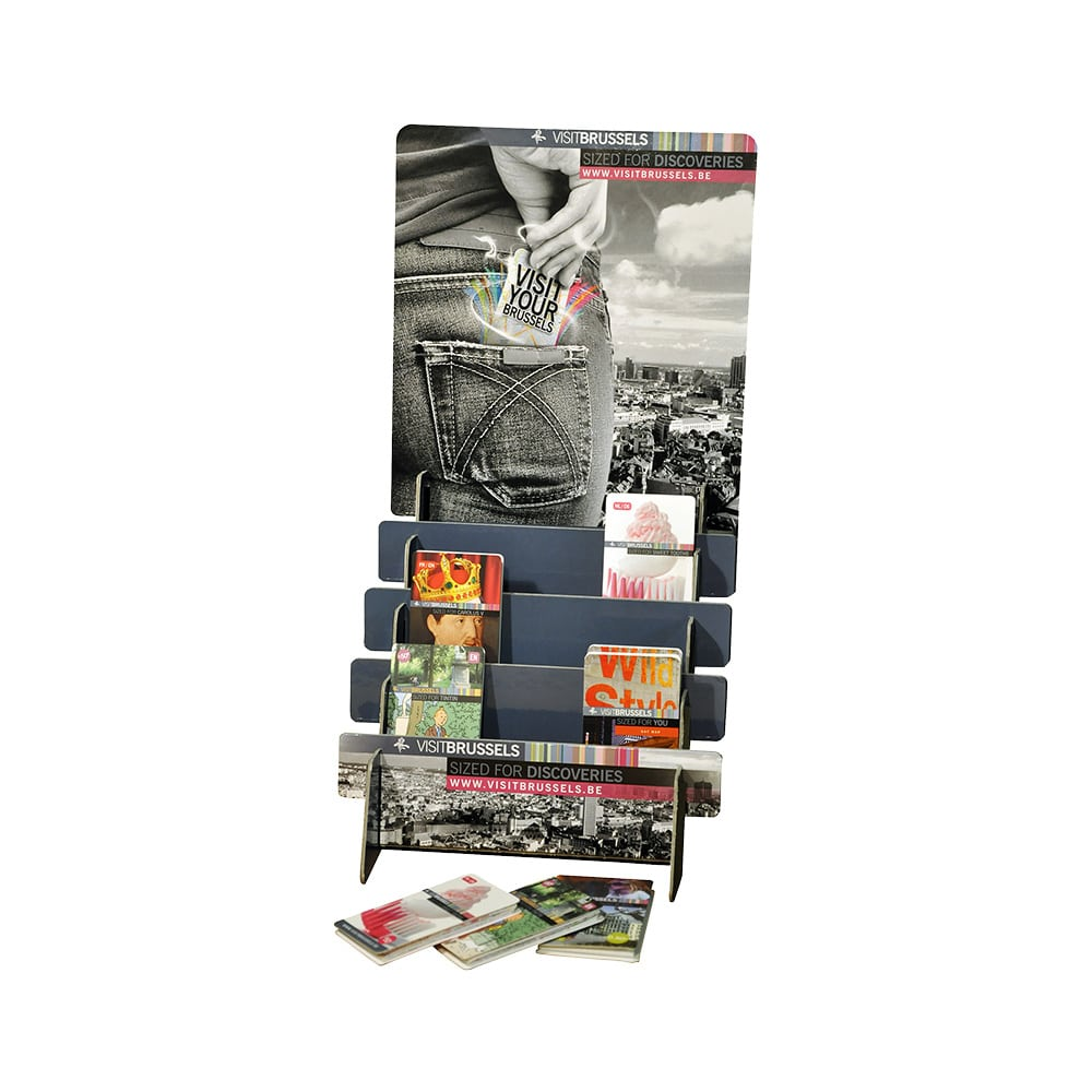 TwoFixSolutions Displays Boites Collage Carton 12