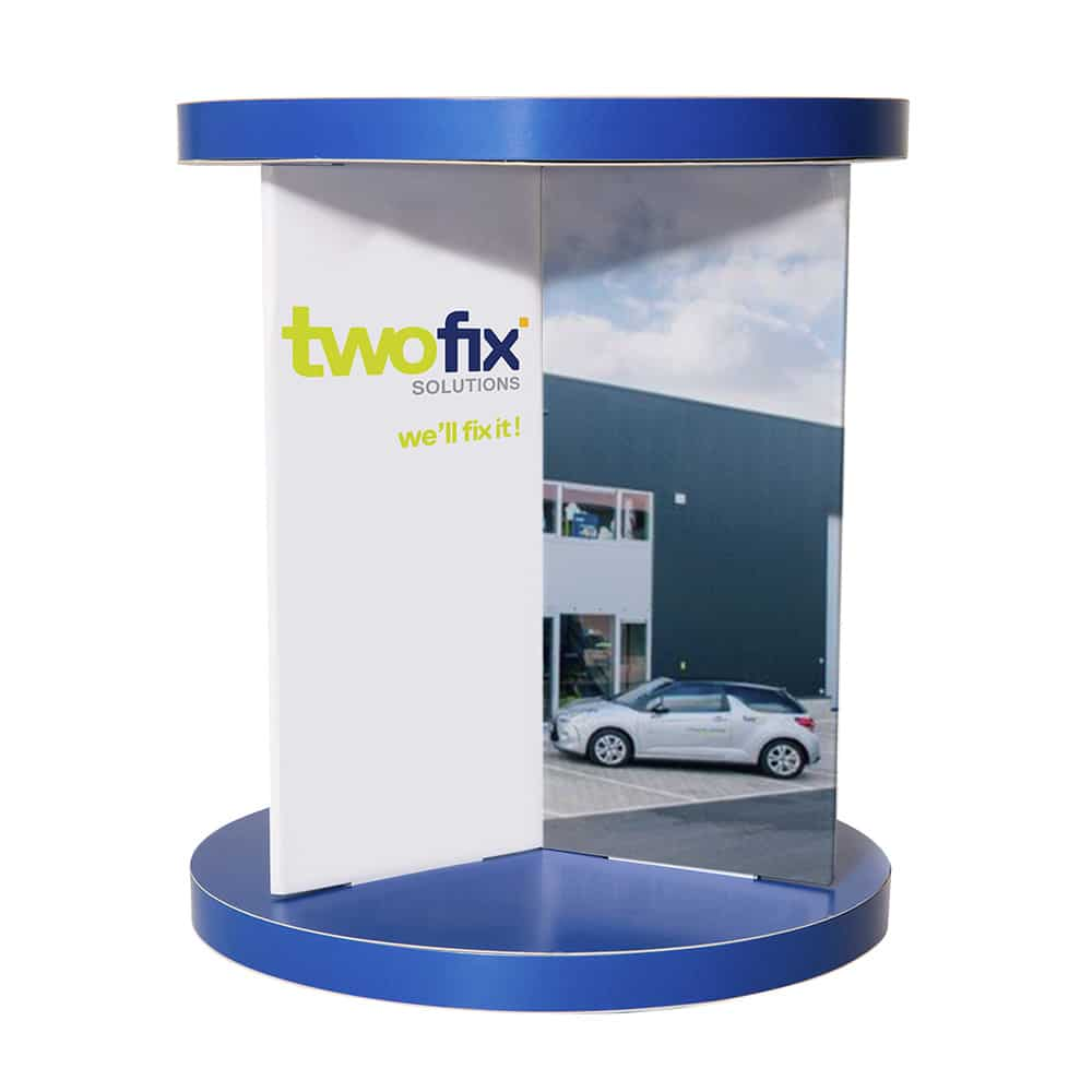 TwoFixSolutions Displays Boites Collage Carton 2